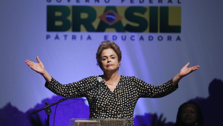 Este mismo miércoles, Rousseff podría ser retirada de la p...