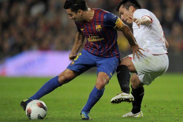 Xavi manejó los hilos como de costumbre.
