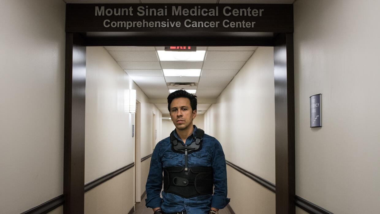 Un tratamiento que estimula el sistema inmune ha hecho posible que Juan...
