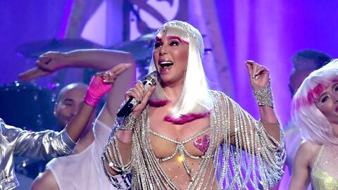 Cher en los Premios Billboard 2017