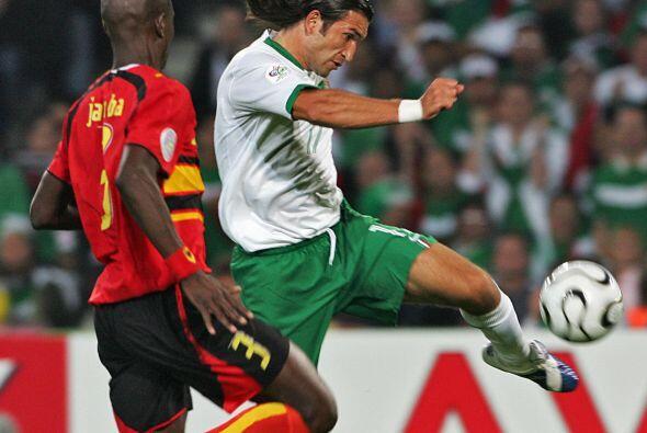 Angola fue el segundo rival de México, en un partido de pocas llegadas e...