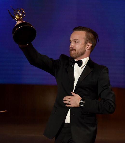 Ser ganador a un Emmy es una gran satisfacción para talentosos como él.