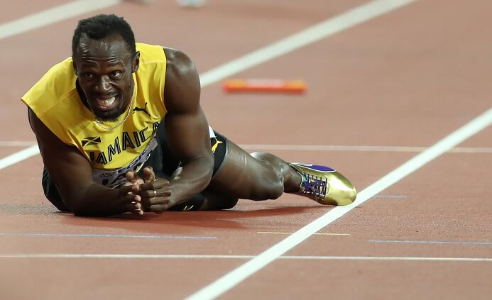 Usain Bolt, de brillante carrera eclipsada por su final, cumple 31 años...