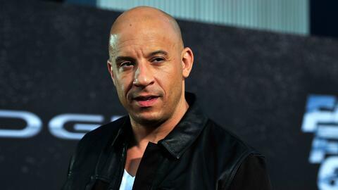 Vin Diesel llegó a Brasil para promocionar su nueva película 'XXX' y se...
