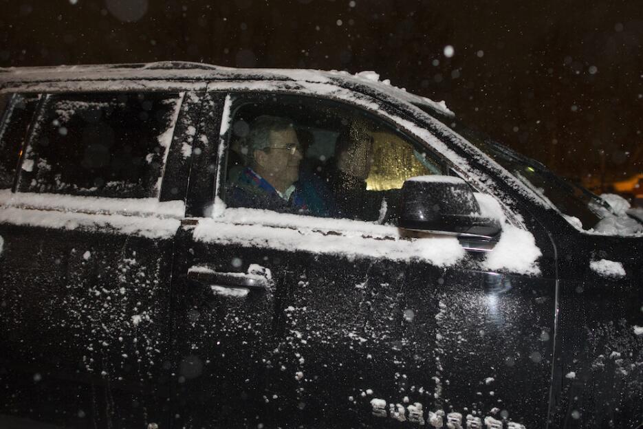 Primarias bajo la nieve en New Hampshire nush-nh.jpg