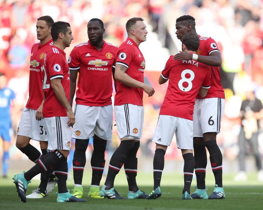 6. Manchester United (Inglaterra): los 'Diablos Rojos' gastaron 164,4 mi...