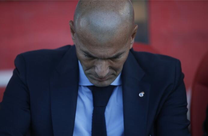Con esta derrota, el Madrid queda a 8 puntos del líder Barcelona y ahora...