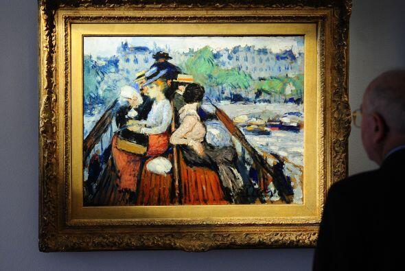 El presidente Obama es un fiel admirador de las obras del pintor español...