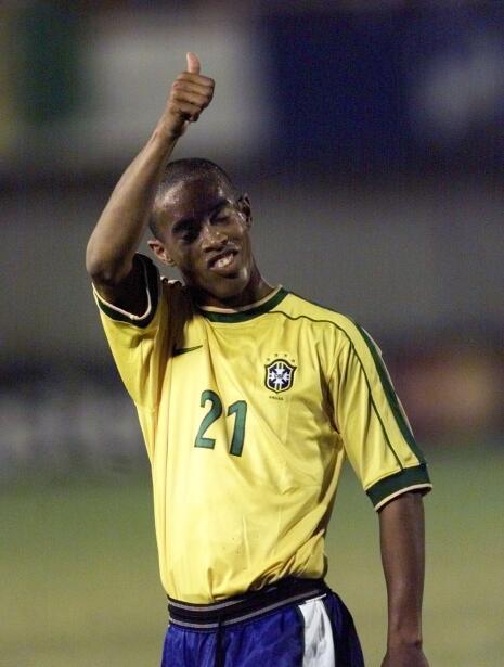 En 1999 Ronaldinho también quedó campeón de la Copa América de Paraguay...