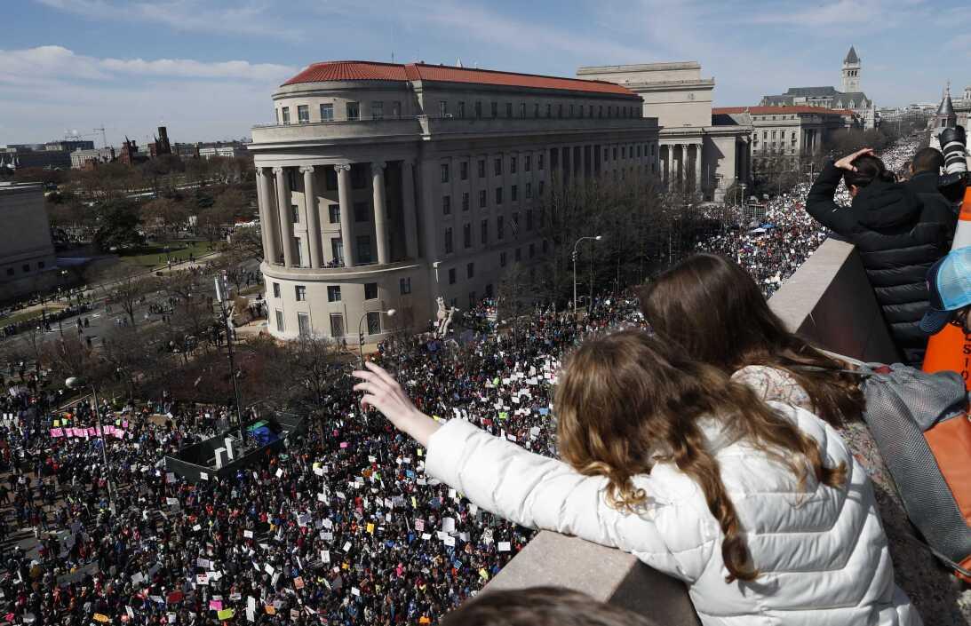 Marcha Washington DC