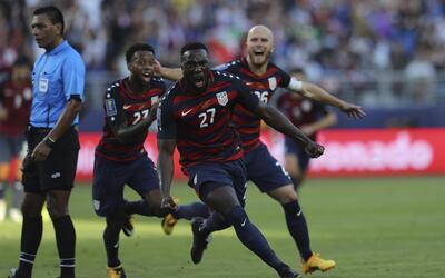Team USA se pone a un título de Copa Oro de alcanzar a México