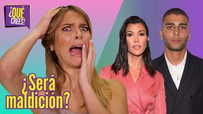 ¿Sufrirá el ex de Kourtney la 'maldición Kardashian'?