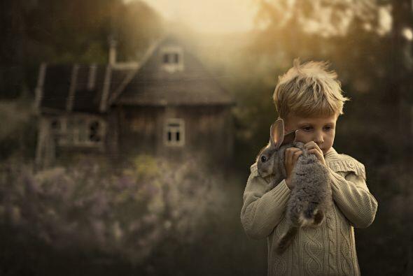 No cabe duda que la fotografía puede capturar momentos hermosos. Elena S...