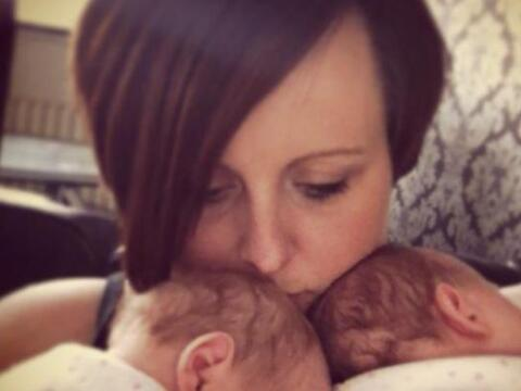 Carmelle Hartgrove tuvo un embarazo muy difícil en el qué...