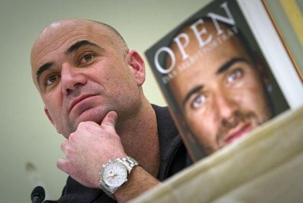 En su biografía Agassi reconoce que ''odiaba el tenis''. Lo jugaba oblig...
