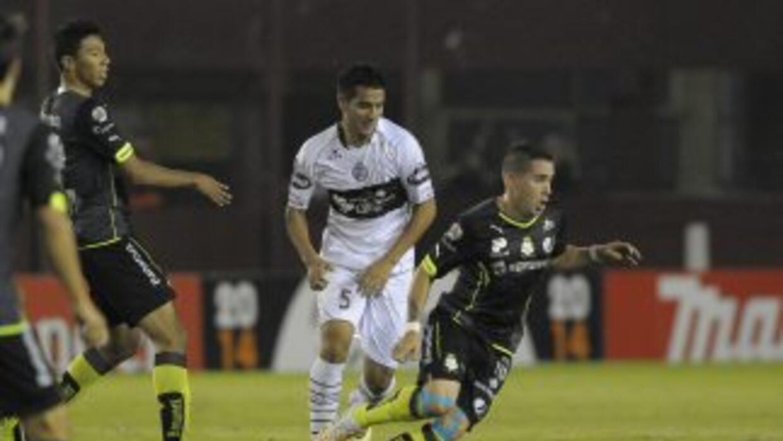 Santos a mantener en alto el nombre del fútbol mexicano ante Lanús en la...