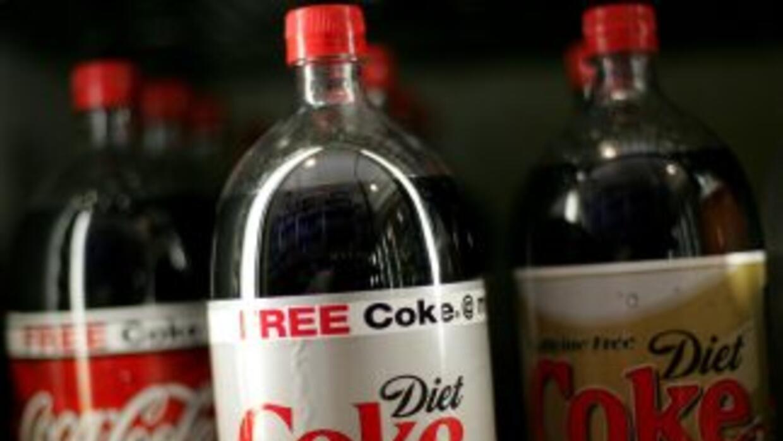 7. La soda de dieta hace perder peso: otro mito.