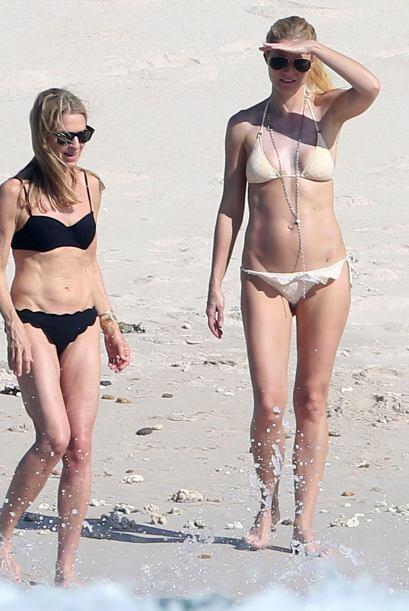 De por sí, Gwyneth siempre cuida muy bien su alimentación.