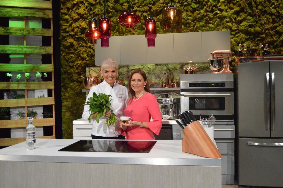 Grenda, Gredmarie y la chef Marilyn trabajan fuerte para el estreno del...