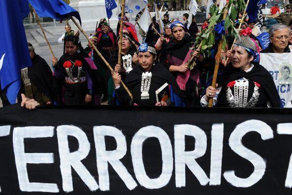 Chile vivió una jornada de protestas simultáneas en solida...
