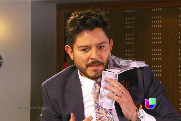 Te saliste con la tuya Santiago, Facundo ya te dio una buena cantidad de...