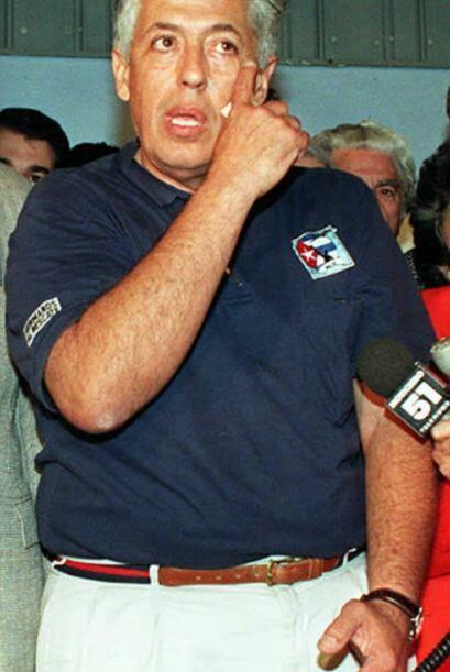 José Basulto, fundador de Hermanos al Rescate, sobreviviente de la trage...