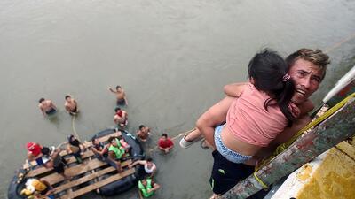Diario de la nueva caravana: México confirma 640 peticiones de refugio de los migrantes