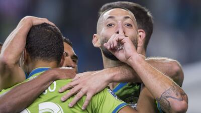 Los Sounders buscarán el 'tres de tres' de la MLS en las semifinales de...