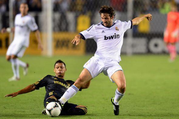 Esteban Granero definitivamente no cuenta con la confianza de Mourinho l...