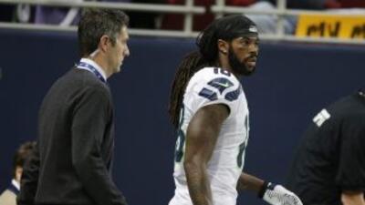Sidney Rice es una opción muy costosa para los Seahawks en un momento en...