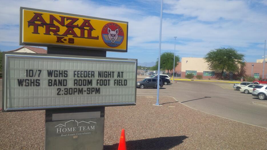 Padres denuncian negligencia en escuela del sur de Arizona IMG_20161006_...