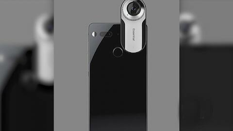 ¿Qué ofrece el nuevo smartphone 'Essential' que no tienen los demás celu...