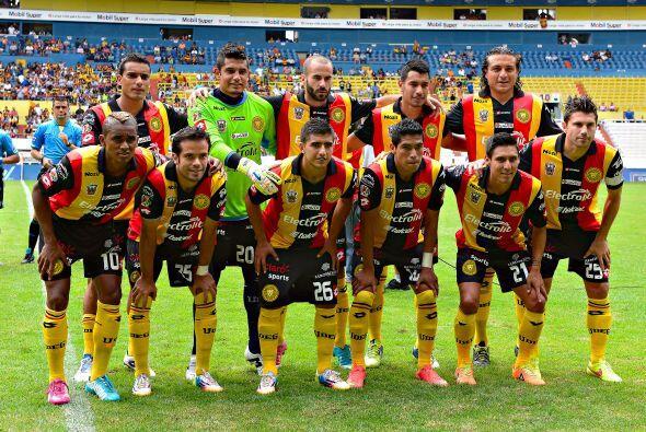 U de G vs. Toluca.- Los Leones Negros son el único equipo que no ha suma...