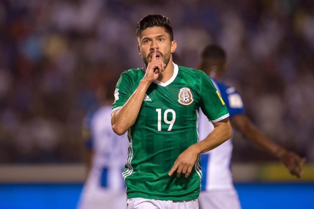 Javier 'Chicharito' Hernández y Hirving 'Chucky' Lozano son los máximos...