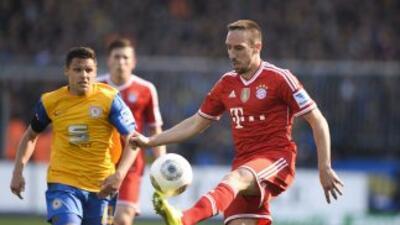 Le tomó cuatro jornadas, pero el Bayern volvió al triunfo en la Bundesliga.