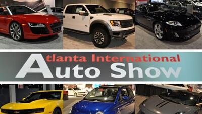 El Atlanta Auto Show estará en el Georgia World Congress Center desde el...
