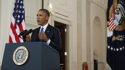 Obama presentó la tan esperada orden ejecutiva