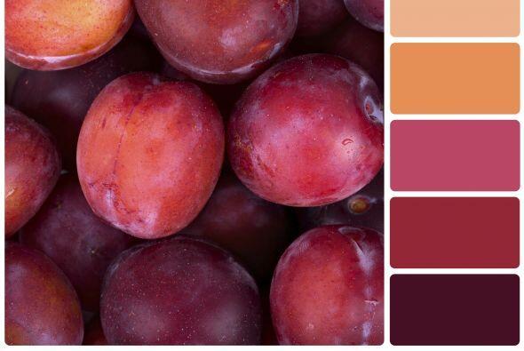 Otros hermosos colores que puedes tomar para la ambientación de tu próxi...