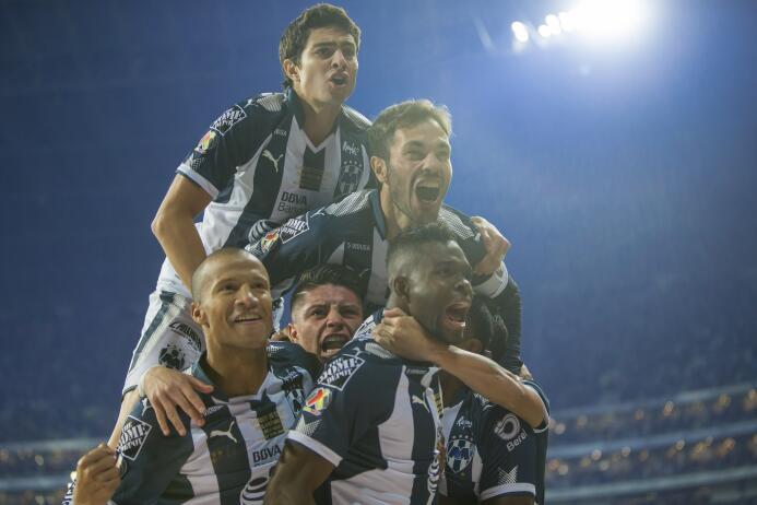 En fotos: Tigres es Campeón del Apertura 2017 en la Liga MX gol-dorlan-p...