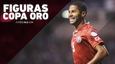 Figuras de la Copa Oro: Álvaro Saborío