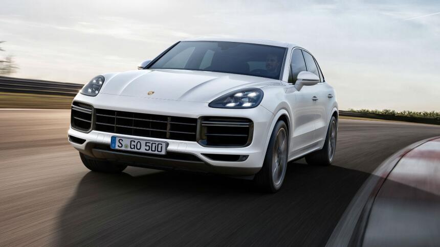 Porsche convierte a la Cayenne Turbo en todo un deportivo Cayenne 12.jpg