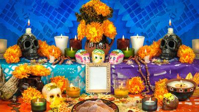El altar de muertos: sus elementos y significado
