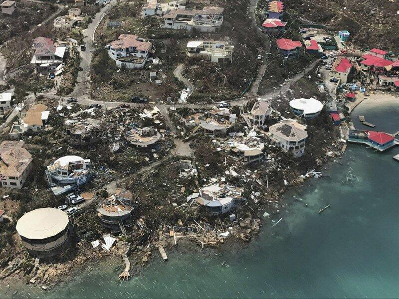 Caribbean Buzz Helicopters via AP
