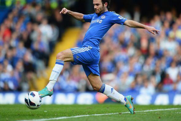 El volante del Chelsea dio un juego redondo en contra del Norwich City.