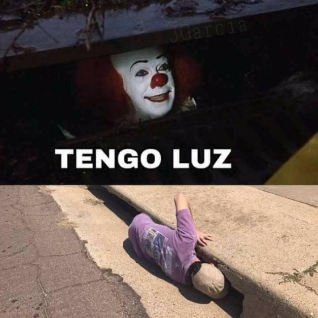 Para no llorar, los puertorriqueños han decidido reírse por la falta de...