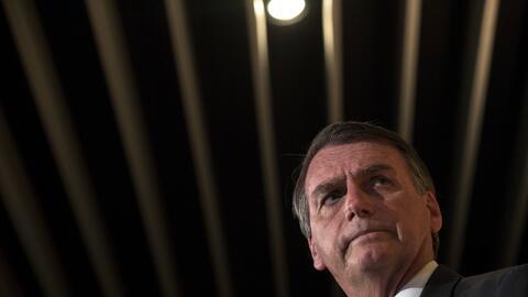 Bolsonaro ha defendido ideas controvertidas como condecorar a los polic&...
