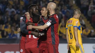 El respetable historial de Toronto FC ante clubes mexicanos en instancias finales