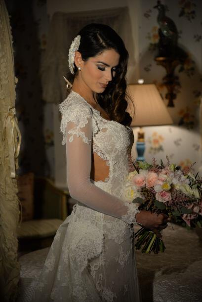 Vanessa de Roide vestido