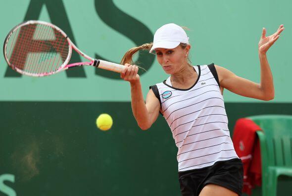 La argentina Gisela Dulko pasó a segunda ronda tras estrenarse en la cit...