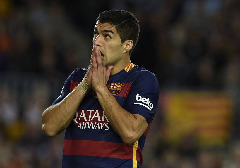 Caras de la caída del Barça ante Valencia